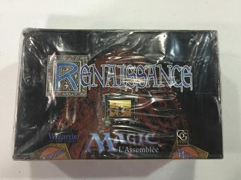 Magic the Gathering Renaissance SEALED Booster Box - FRENCH LANGUAGE