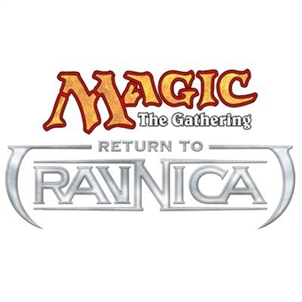 Magic the Gathering Return to Ravnica - Lot of 200 Land Cards