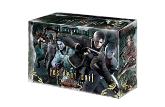 Resident Evil Nightmare Deck Building Game by Bandai