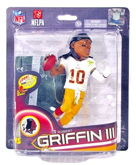 Washington Redskins Robert Griffin III (Big Head) McFarlane Series 32 NFL Bronze Level Variant Figure