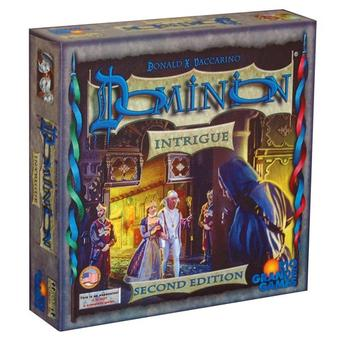 Dominion Intrigue 2nd Edition (Rio Grande Games)