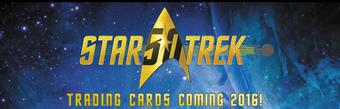 Star Trek The Orignal Series 50th Anniversary Trading Cards Archive Box (Rittenhouse 2016)