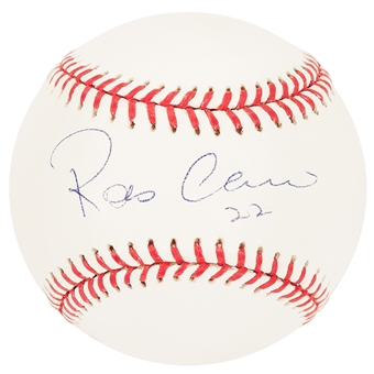 Robinson Cano Autographed Seattle Mariners Official MLB Baseball (PSA)