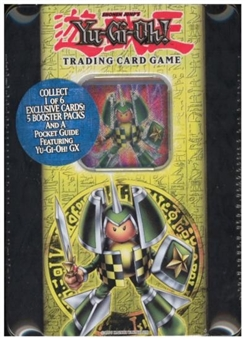 Upper Deck Yu-Gi-Oh 2005 Holiday Rocket Warrior Tin