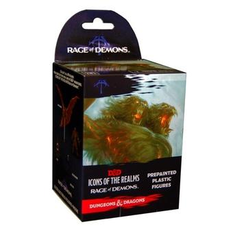 Dungeons & Dragons Miniatures Icons of the Realms: Rage of Demons Booster Pack