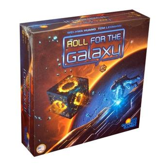 Roll for the Galaxy (Rio Grande Games)