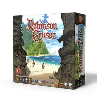 Robinson Crusoe: Adventure on the Cursed Island (Portal Games)