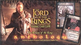 Decipher Lord of the Rings Return of the King Anthology Set (Box)