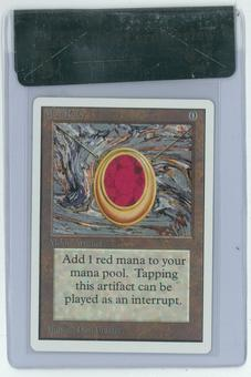 Magic the Gathering Unlimited Single Mox Ruby - BGS RCR 8.5