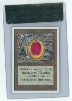 Magic the Gathering Unlimited Single Mox Ruby - BGS RCR 9