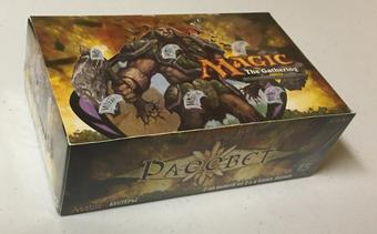 Magic the Gathering Morningtide RUSSIAN Box Factory-Sealed