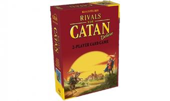 Rivals for Catan: Deluxe Edition (Asmodee)