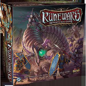 RuneWars: The Miniatures Game (FFG) (Presell)