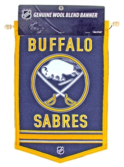 Buffalo Sabres Traditions Banner
