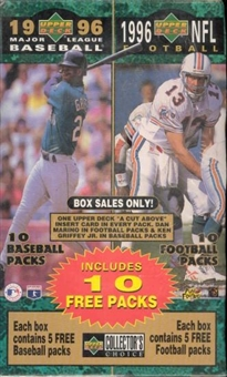 1996 Upper Deck Collector's Choice Multi Sport Hobby Box