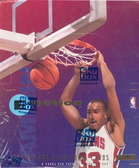 1994/95 Skybox Emotion Basketball Hobby Box