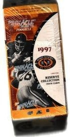 1997 Score Hobby Reserve Football Box
