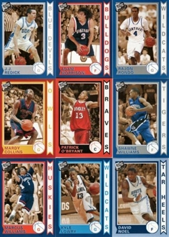 2006 Press Pass National Exclusive Basketball Promo Set