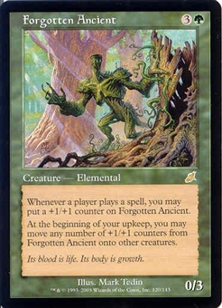 Magic the Gathering Scourge Single Forgotten Ancient - NEAR MINT (NM)