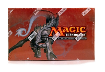Magic the Gathering Scourge Booster Box - Spanish