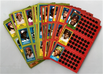 1981 Topps Scratch-Off Baseball Complete Set (Unscratched) (NM)