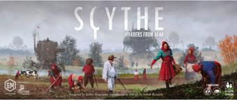 Scythe: Invaders from Afar Expansion (Stonemaier Games)