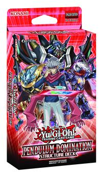 Konami Yu-Gi-Oh Pendulum Domination Structure Deck 12-Box Case (Presell)