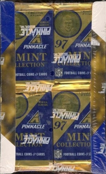 1997 Pinnacle Mint Collection Football Prepriced Box