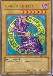 Yu-Gi-Oh SD Yugi Single Dark Magician Ultra Rare (SDY-006)