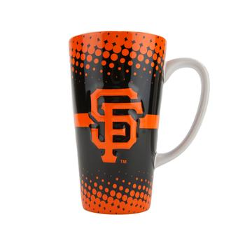 Boelter San Fransisco Giants Sculpted Latte Coffee Mug
