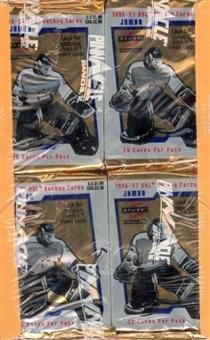1996/97 Score Hockey Jumbo Box