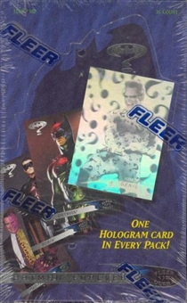 Batman Forever Hobby Box (1995 Fleer Ultra)