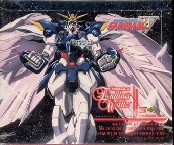 Gundam Endless Waltz Hobby Box (Upper Deck)