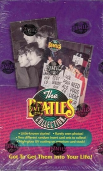 The Beatles Collection Hobby Box (1993 River Group)