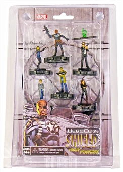 Marvel HeroClix: Nick Fury Agent of S.H.I.E.L.D. Fast Forces Pack