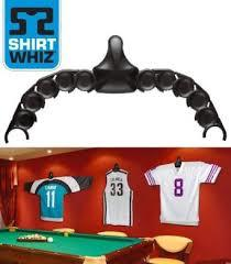 Shirt Whiz Jersey and Shirt Wall Display Unit