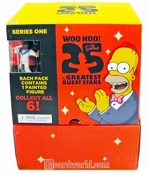 HeroClix The Simpsons 25th Anniversary Series 1 24-Pack Booster Box