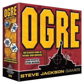 OGRE - 6th Edition (SJG)