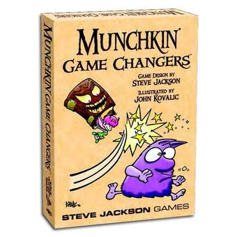 Munchkin: Game Changers Expansion (Steve Jackson Games)