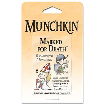 Munchkin Marked for Death (Steve Jackson Games)