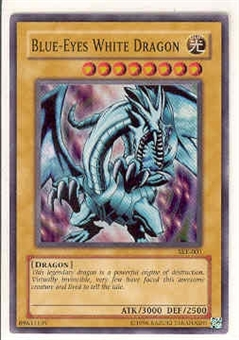 Yu-Gi-Oh Kaiba Evolution Single Blue-Eyes White Dragon Super Rare (SKE-001)