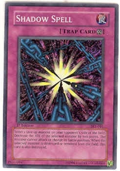 Yu-Gi-Oh Kaiba Evolution 1st Edition Single Shadow Spell Ultra Rare