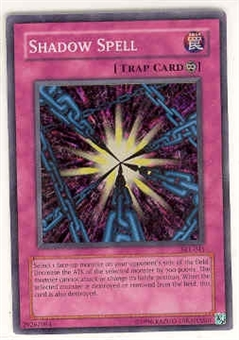 Yu-Gi-Oh Kaiba Evolution Single Shadow Spell Super Rare (SKE-041)