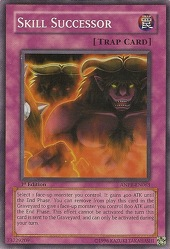 Yu-Gi-Oh Ancient Prophecy Single Skill Successor Super Rare