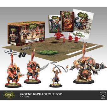 Hordes: Skorne Battlegroup Starter Box (MKIII)