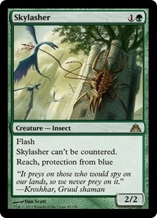 Magic the Gathering Dragon's Maze Single Skylasher Foil
