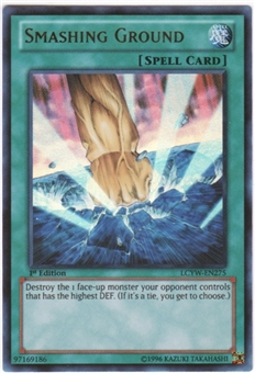 Yu-Gi-Oh Legendary Collection 3 Single Smashing Ground Ultra Rare