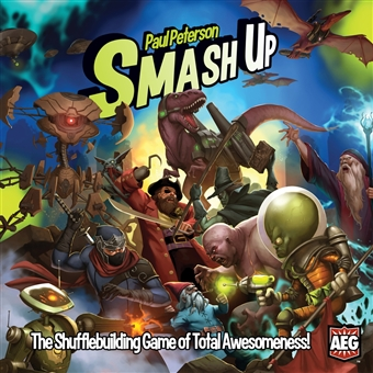 Smash Up Board Game (AEG)