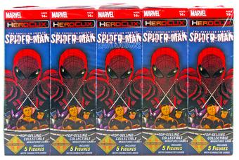 Marvel HeroClix: Superior Foes of Spider Man Booster Brick (10 Ct.)