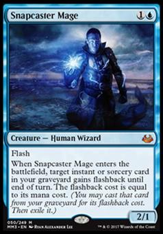 Magic the Gathering Modern Masters 2017 Single Snapcaster Mage - NEAR MINT (NM)